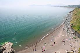 white rock beach killiney