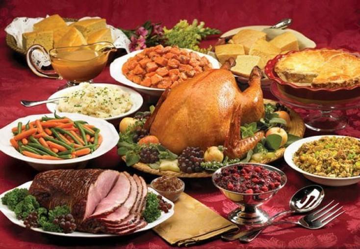 Il pranzo di Natale irlandese