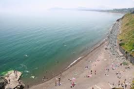 white rock beach killiney