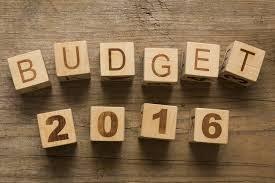 budget 2016 irlanda
